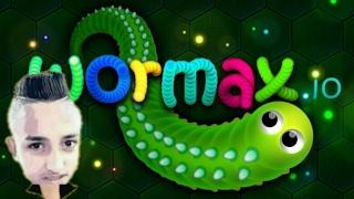Wormax.io | Epic Hareket