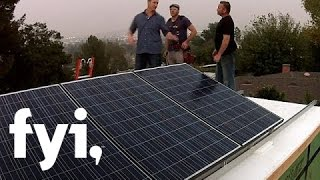 Tiny House Nation: Off The Grid And Eco-friendly  S2, E8  | Fyi