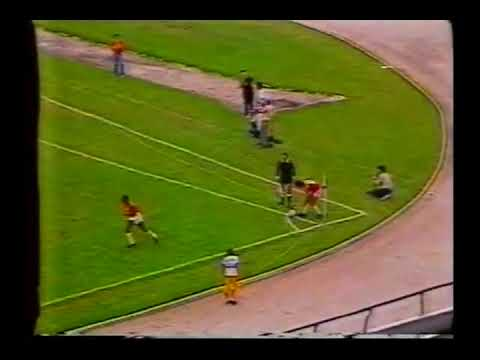 Atlético PR 1x0 Operário-MS (25/03/1984) - Brasileiro 1984