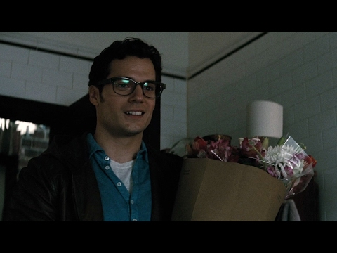 Batman v Superman - Lois & Clark in the bathroom [Extended cut]