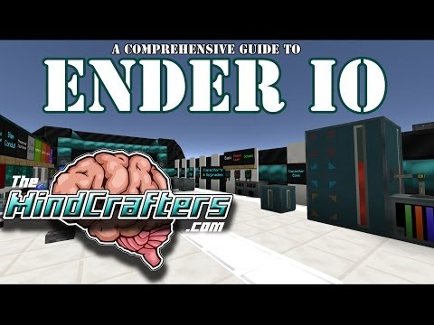 Tutorial: Ender IO - A Comprehensive Guide
