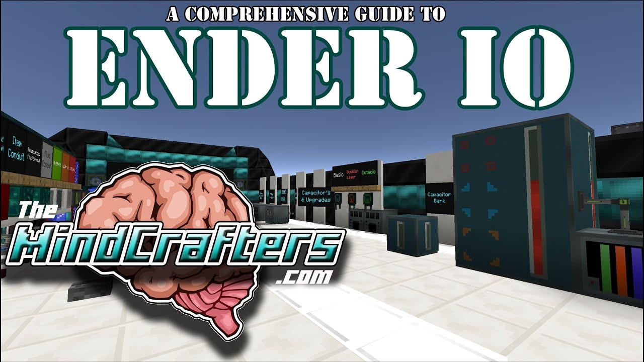 Tutorial: Ender IO – A Comprehensive Guide