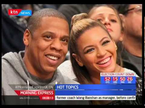 Download Youtube: Beyonce teases birth of twins
