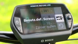 Erster Test / Vorstellung NYON Bordcomputer v. BOSCH 2015 !