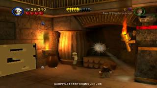 Lego indiana jones walkthrough - The well of souls [1/2]