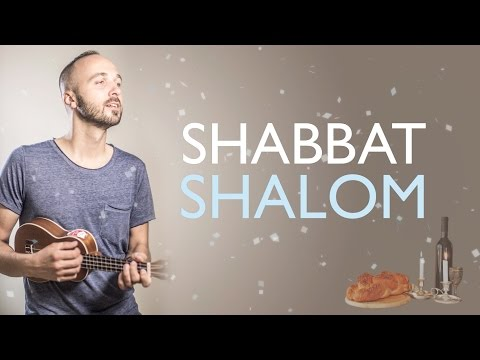 "Joshua Aaron // Shalom (Lyric Video) the ""Shabbat Shalom Song"" שלום"