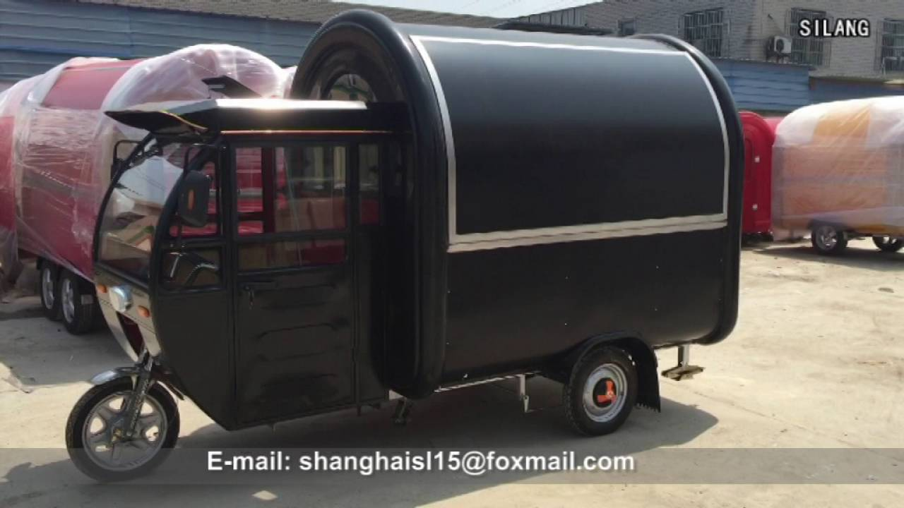 How To Make A Mobile Food Trailer