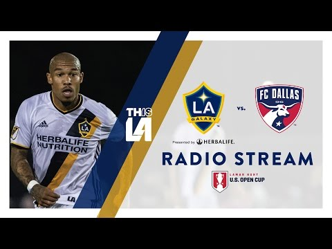 LIVE RADIO: LA Galaxy vs. FC Dallas | August 10, 2016