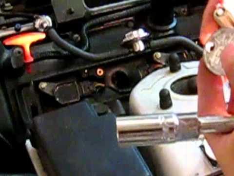 Jaguar Xk8 Spark Plug Removal And Replacement4