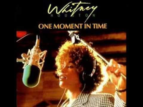 whitney houston one moment in time 1988 youtube. Black Bedroom Furniture Sets. Home Design Ideas