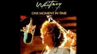 Whitney Houston - One Moment In Time (1988)