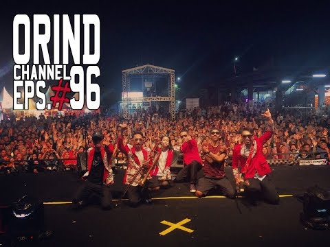 ORIND CHANNEL EPS #96 (#ORINDgigs Live at Kampung JAKCLOTH Seven Dream City JEMBER)