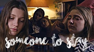Lola & Daphné // Someone to stay [Skam France]