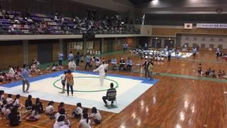初めてのわんぱく相撲参加!320人と過去最多からの3年生女子2位入賞!1...