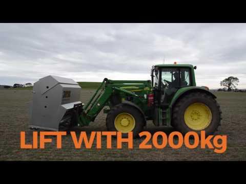 Advantage Feeders Grain Feeder