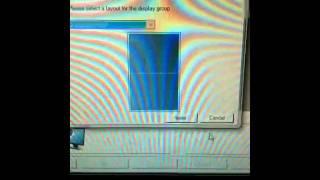 How to setup dual monitors with ATI