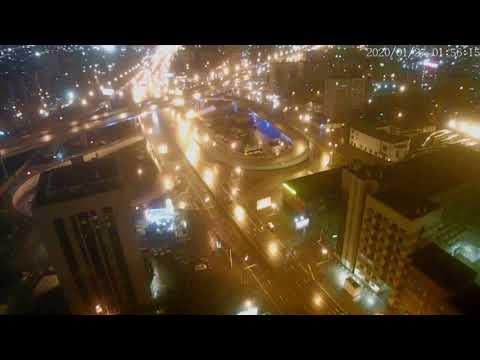 Москва - Нижегородская улица - веб камера 26.01.2020, 22:57