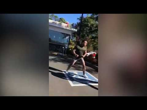 Instagram bikie Ben Geppert brawl outside KFC Robina carpark