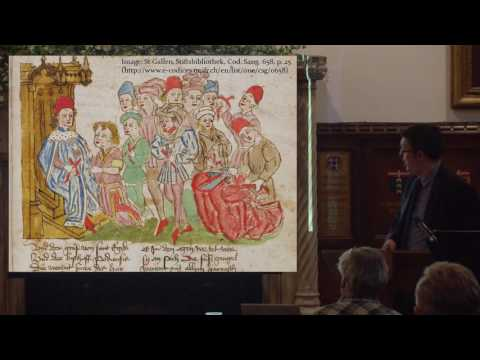 Did Crusaders get Tattoos?  Devotional Symbols and Practices in Medieval Europe and the Holy Land