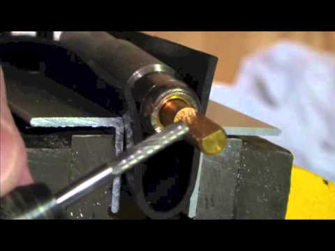 Gaggia Classic Steam Valve Dripping: Workbench Video of the Tex Modification