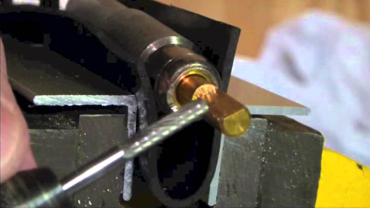 Gaggia Classic Steam Valve Dripping Workbench Video Of The Tex