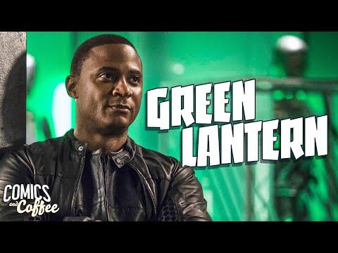 Will JOHN DIGGLE Become GREEN LANTERN? - Comics & Coffee