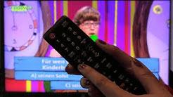 Samsung TV geheime Tastenkombinationen
