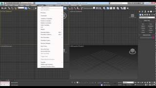 Настраиваем интерфейс 3D Max 2015