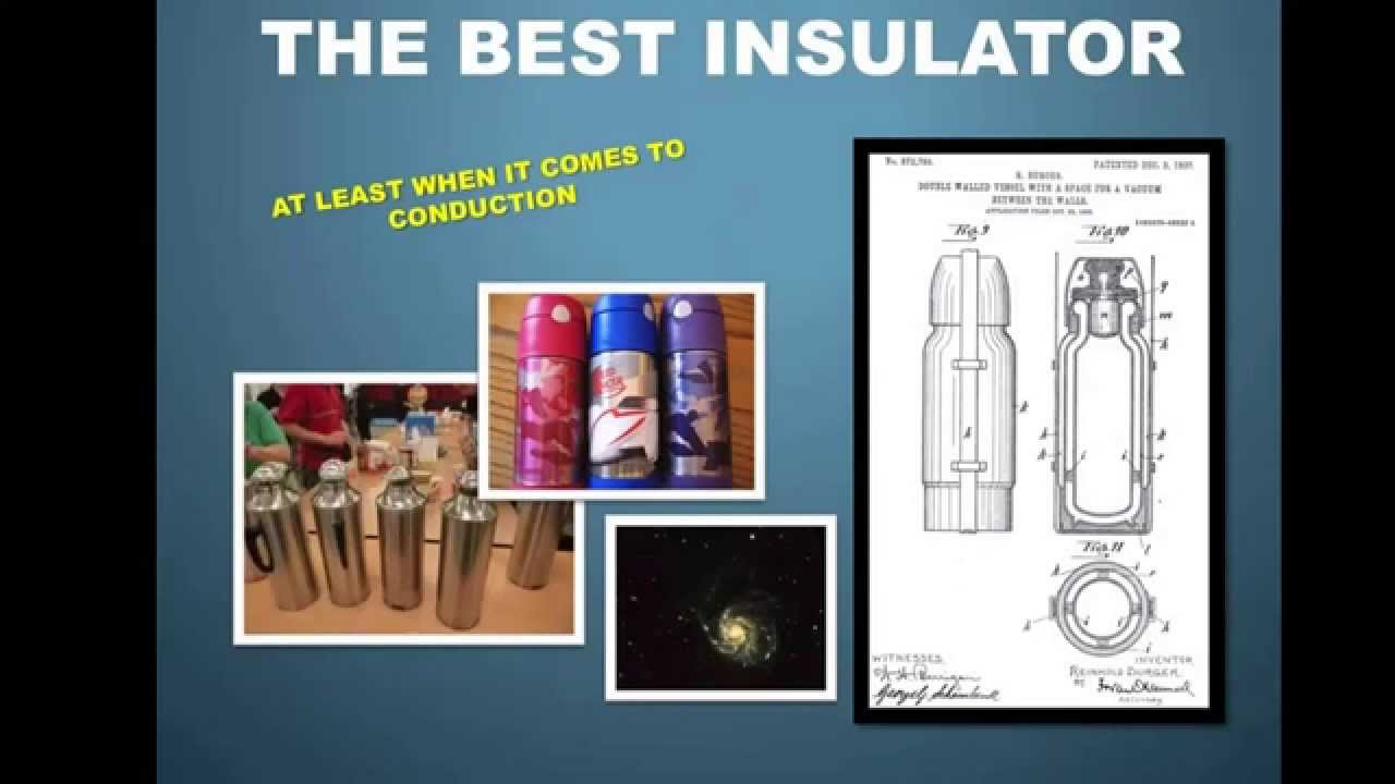 medium resolution of 8. Thermal Conductors and Insulators - YouTube