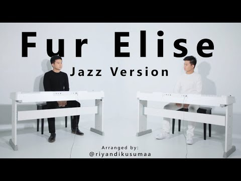 Fur Elise Jazz Version (Piano Duet)