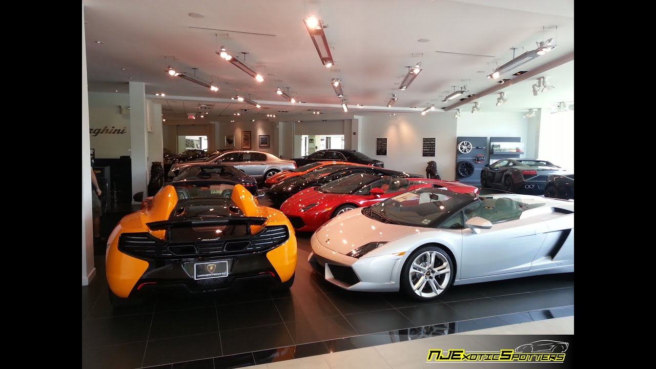 Palm Beach Sports Car Dealerships