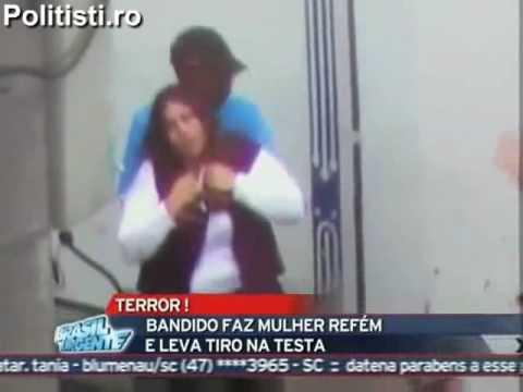 Politistii din Brazilia