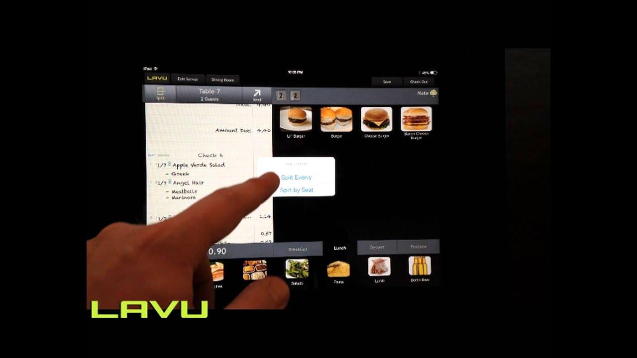 Download Lavu POS Split Checks