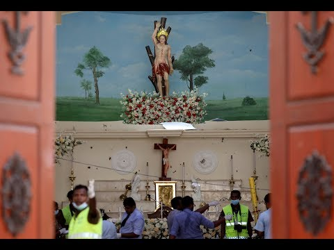 PBS NewsHour: After deadly Easter attacks, Sri Lankan officials blame jihadists, admit they had warning