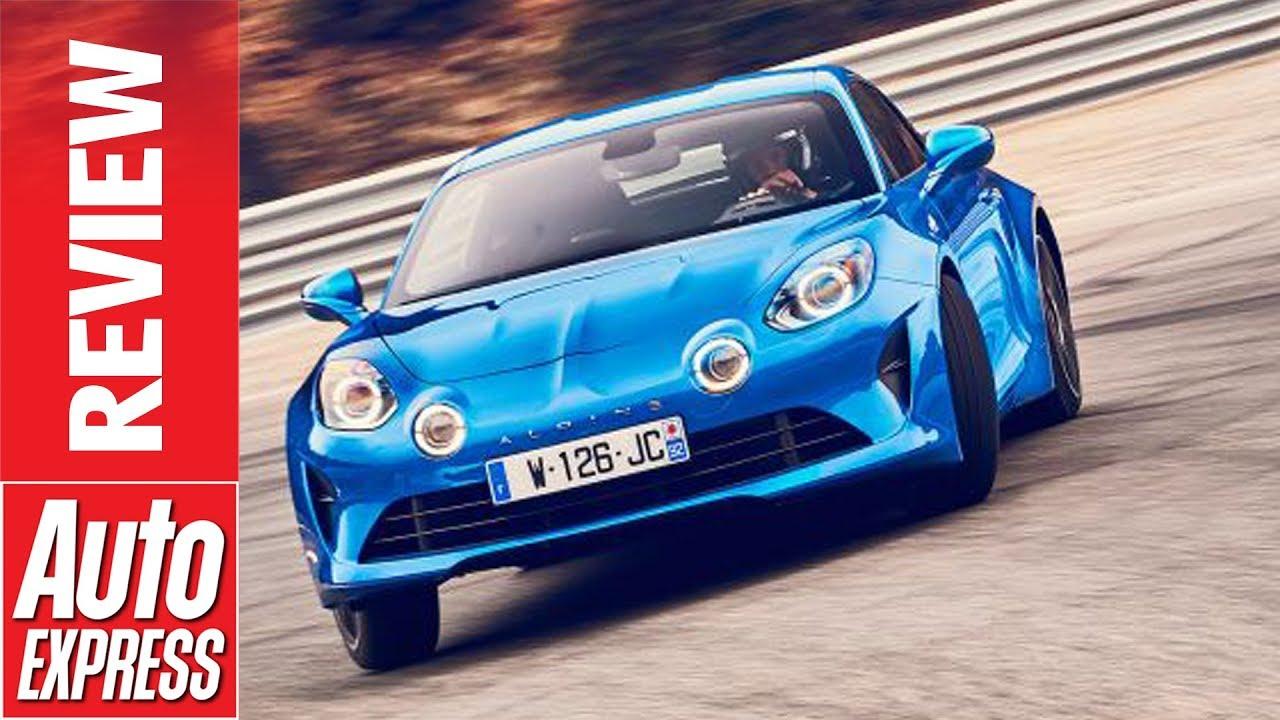 Alpine A110 review - new lightweight sports car reminds us what fun is - Dauer: 11 Minuten