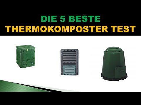 Beste Thermokomposter Test 2019 Youtube