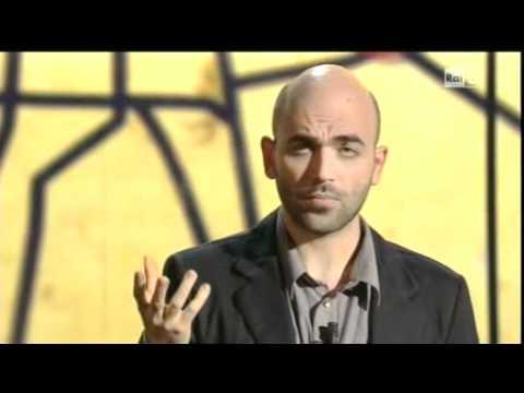 Roberto SAVIANO: la 'Ndrangheta al Nord - Vieni via con me