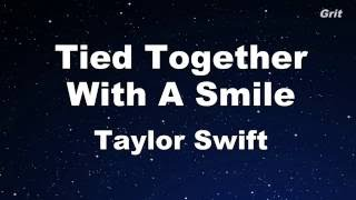 Watch Taylor Swift Tied Together With A Smile video