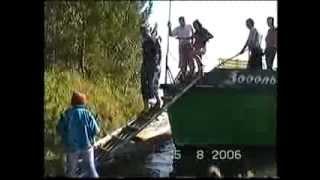 Усть-Илимское водохранилище(Усть-Илимское водохранилище. Приплыли на остров отдыхать, Кушать шашлыки., 2014-02-08T06:39:02.000Z)