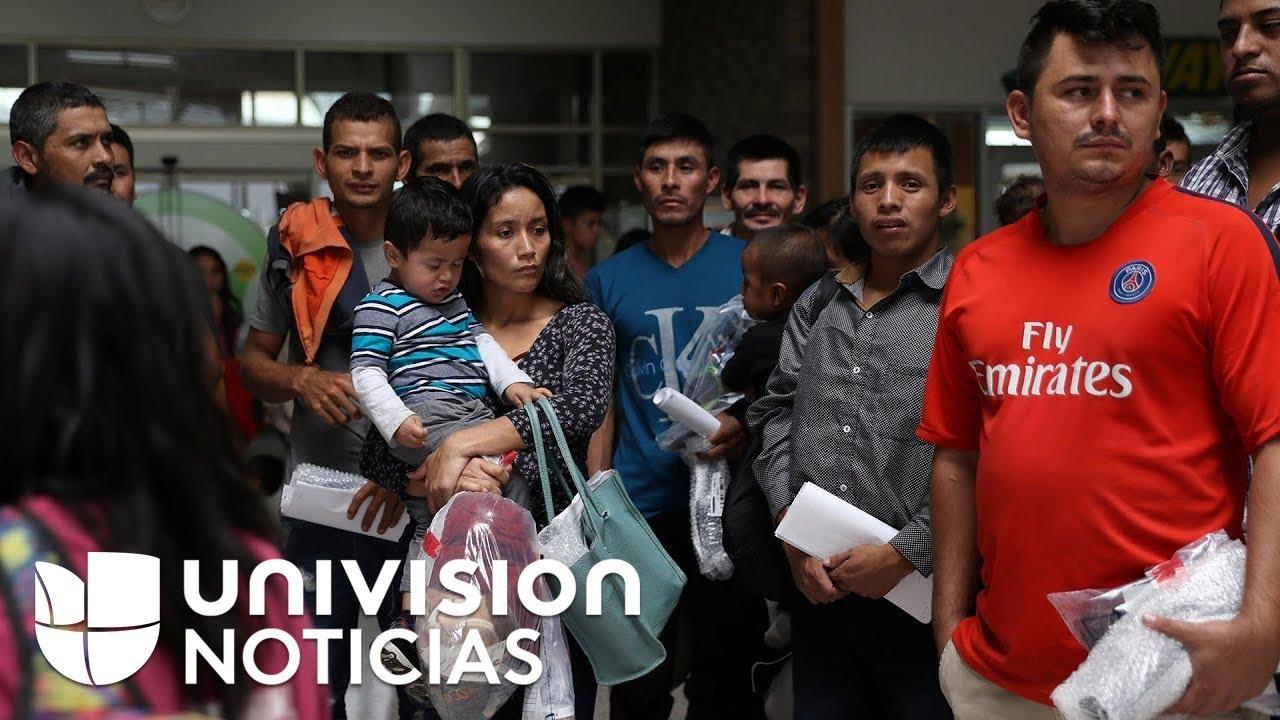 Juez frena temporalmente deportaciones de familias reunificadas tras separación en la frontera