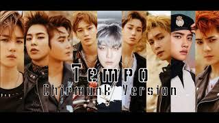 EXO - Tempo [Chipmunk Version]