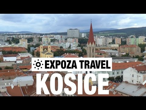 Košice (Slovakia) Vacation Travel Video Guide