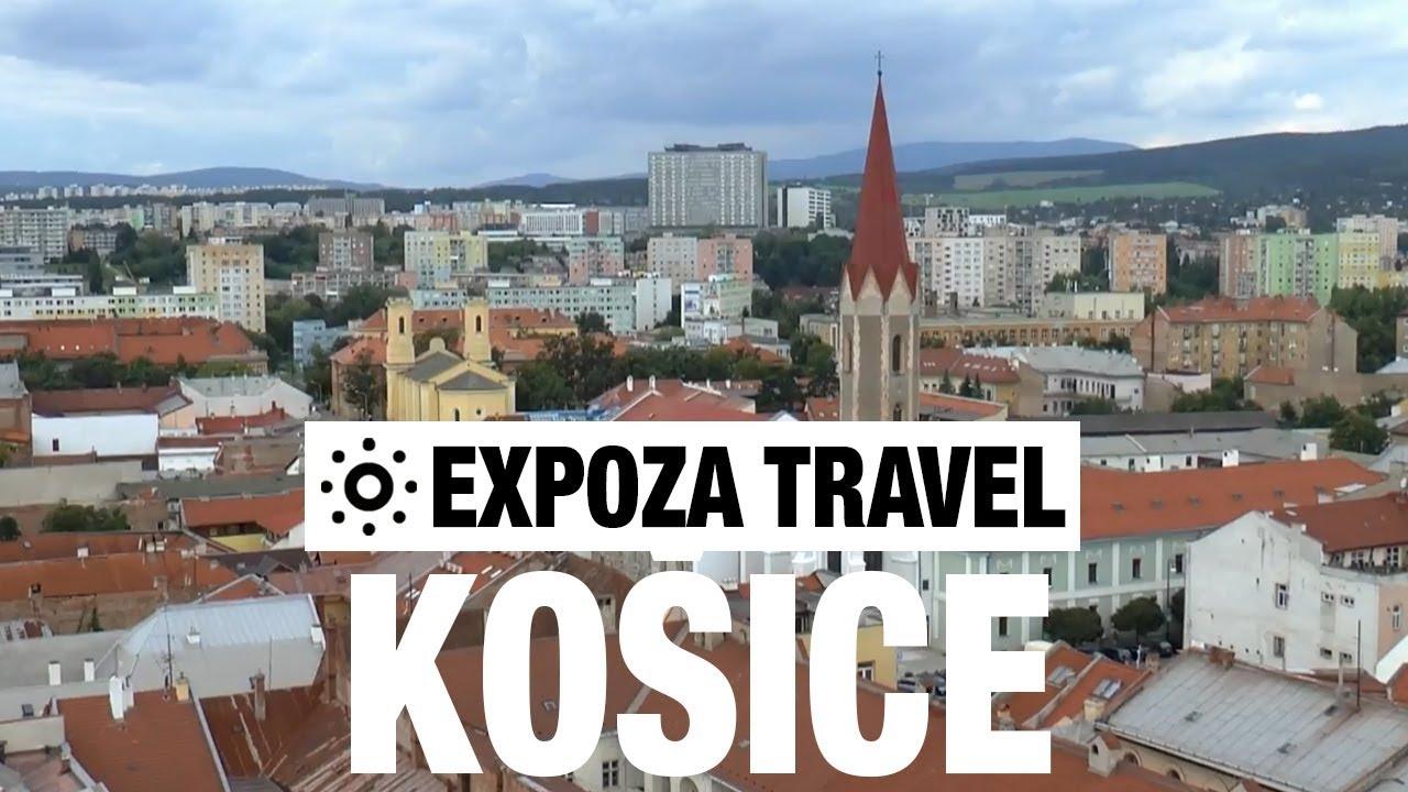 e008fcd04 Košice (Slovakia) Vacation Travel Video Guide - YouTube