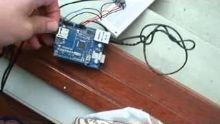 Arduino UNO + SD CARD ( Datalogger)
