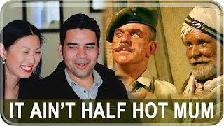 "Americans React to ""It Ain't Half Hot Mum"""