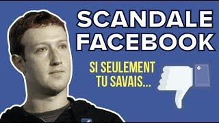 SCANDALE FACEBOOK : CAMBRIDGE ANALYTICA (EXPLICATION)