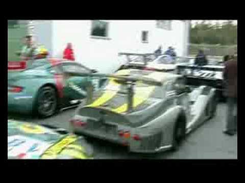 FIA GT Championship, 2008 Brno part1
