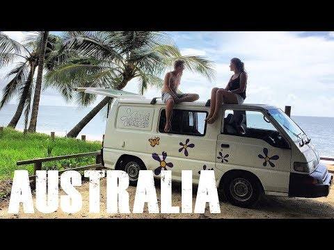 Australia East Coast Roadtrip - Backpacking Travel Video - Larissa Schmidt
