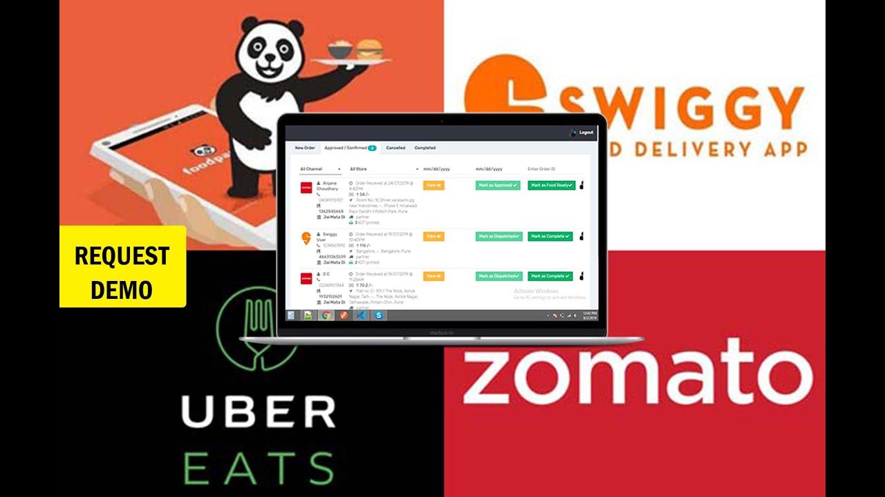 Manage Online Orders from Zomato, Swiggy, UberEats & FoodPanda in Single  Platform | Restaurant POS