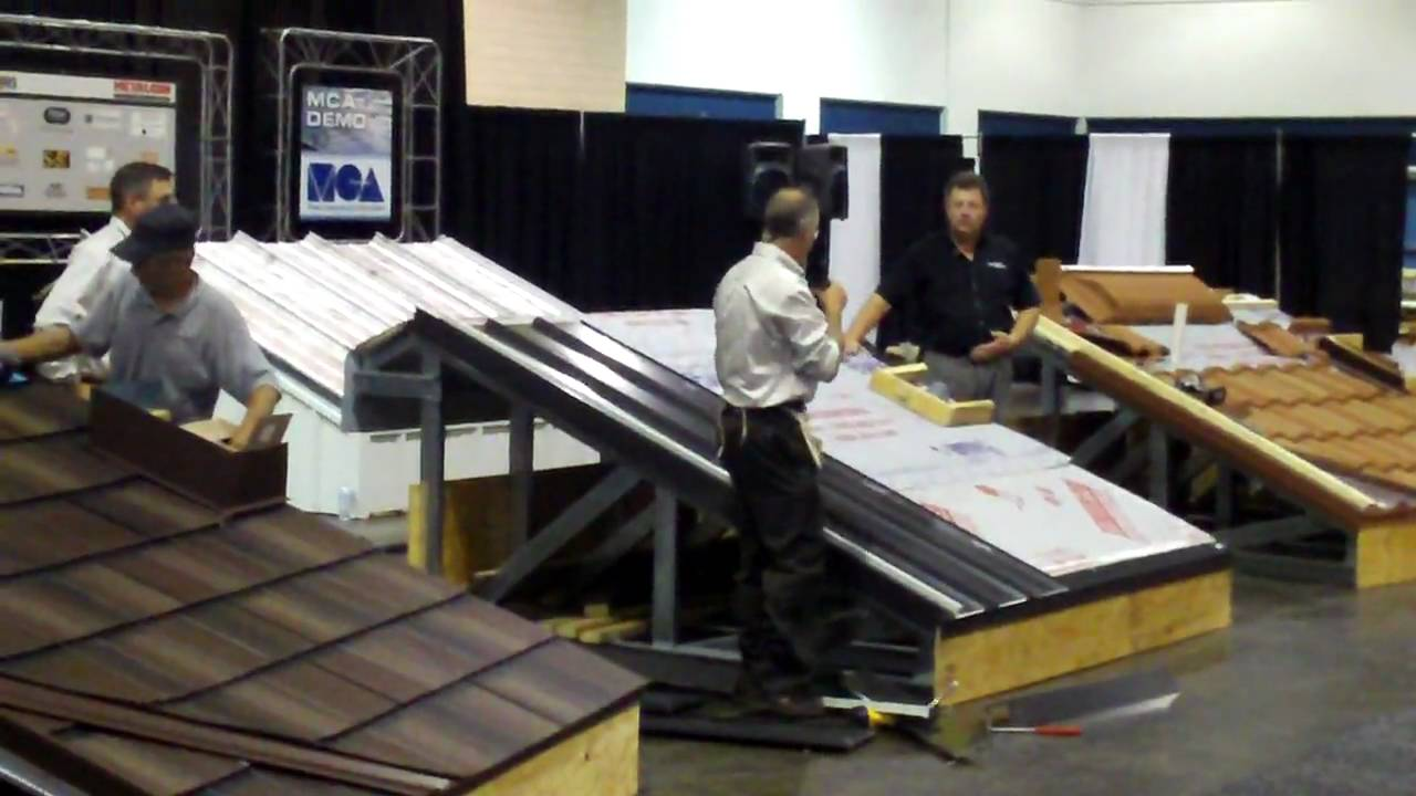 How To Correctly Install Metal Roofing